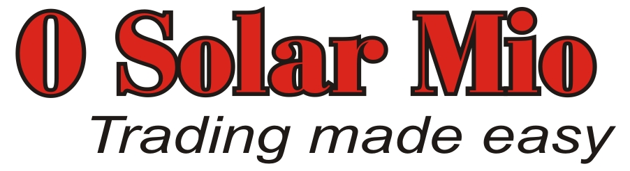 O Solar Mio, Llc, Trading made easy.